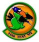 U.S. Air Force 46th squadron Logo